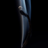 Fósforo queimado Imagem de Stock Royalty Free