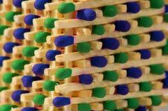 Fósforos Foto de Stock