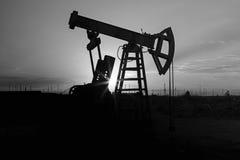 Fósil de energía combustible fotografía de archivo