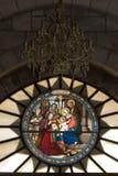 födda jesus Arkivbilder