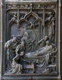 Födelse av John The Baptist Royaltyfri Fotografi