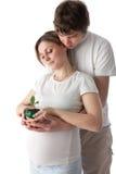 födelsebegrepp Arkivfoton