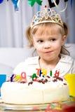 Födelsedag Royaltyfri Fotografi