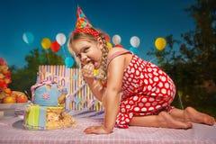Födelsedag Arkivfoton
