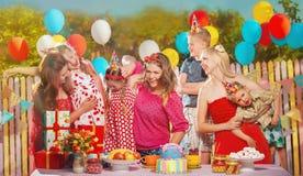Födelsedag Royaltyfri Foto