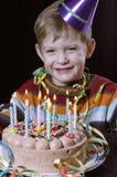 födelsedag Fotografering för Bildbyråer