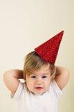 födelsedag först Fotografering för Bildbyråer
