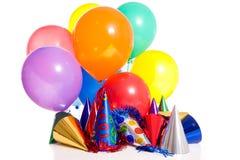 födelsedagdeltagare Arkivfoton