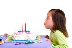 födelsedagdeltagare Royaltyfri Bild