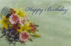 födelsedagkort arkivfoton