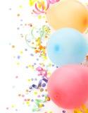 Födelsedagordning Royaltyfria Bilder