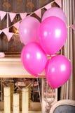 Födelsedagparti Arkivbild