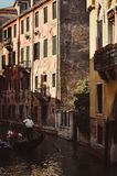 Följe Venedig royaltyfri bild