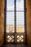 Fönster över Firenze Royaltyfri Bild