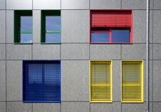 fönster 1 Arkivbilder