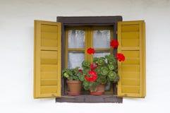 Fönster. Arkivfoton