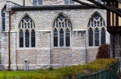 3 fönster Fotografering för Bildbyråer