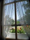 fönster Fotografering för Bildbyråer