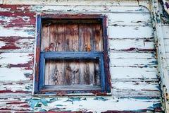 Fönster av det gamla drevet Royaltyfria Foton