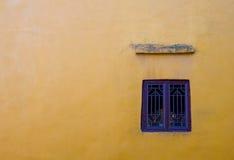 Fönster av templet Fotografering för Bildbyråer