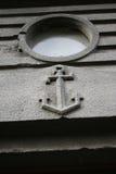 fönster för 02 marin Arkivfoto