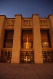 fönster för eiffel s torntrocadreo Arkivbild