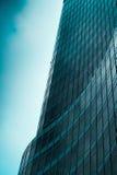 Fönster för reflexioner i regeringsställning Arkivbilder