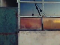 fönster 2010 för sommar för reflexion för astana byggnadskontor Royaltyfria Bilder