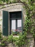 Fönster i Sirmione Royaltyfri Bild