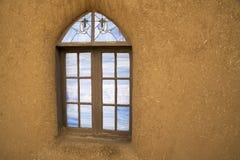 Fönster och Adobe Arkivbild