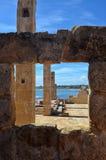 Fönster på havet Royaltyfri Bild