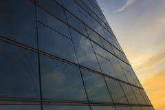 Fönster på viktigtid Arkivbilder