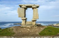 Fönster till Atlanten Arkivbild