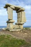 Fönster till Atlanten Royaltyfria Bilder