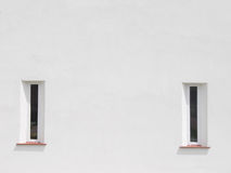 fönster två Royaltyfri Fotografi