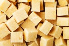 förädlat socker Royaltyfri Fotografi