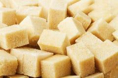 förädlat socker Arkivbild