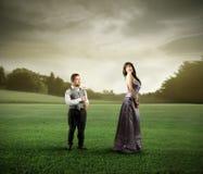 förälskelse royaltyfria bilder
