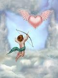 förälskelse royaltyfri illustrationer