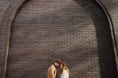 Förälskelse som daterar romantisk känslaälsklingsinnesrörelse Royaltyfria Bilder