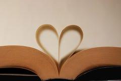 Förälskelseböcker Royaltyfria Foton