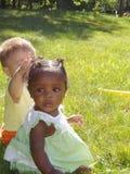 förälskelsebarn arkivbilder