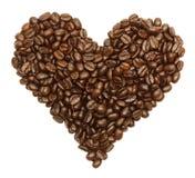 Förälskelsekaffe Royaltyfri Bild
