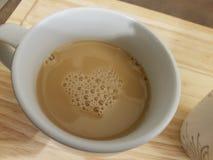 Förälskelsekaffe/te Royaltyfria Bilder