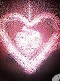 förälskelseljus Arkivfoton