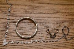 Förälskelsen av smycken Royaltyfri Bild