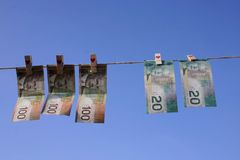 förälskelsepengar Royaltyfri Fotografi