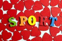 Förälskelsesportar Royaltyfria Bilder