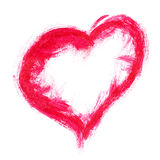 förälskelsesymbol Arkivbild