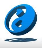 förälskelseyang yin Royaltyfria Foton